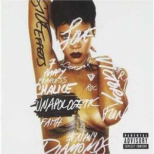 Unapologetic - CD Audio di Rihanna