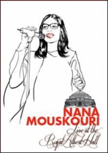 Nana Mouskouri. Live At The Royal Albert Hall - DVD