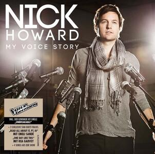 Voice of Germany. Winner - CD Audio