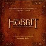 Cover CD Colonna sonora Lo Hobbit - Un viaggio inaspettato