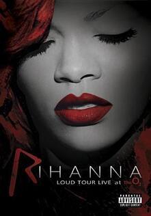 Rihanna. Loud Tour Live At The O2 - DVD