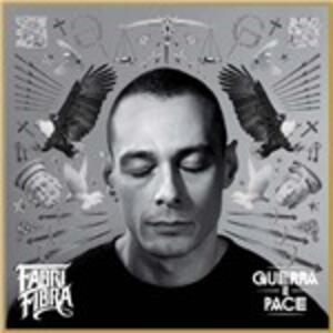 Guerra e pace - CD Audio di Fabri Fibra