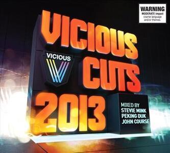 Vicious Cuts 2013 - CD Audio