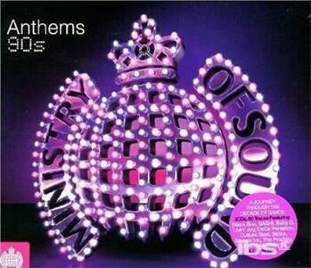 Ministry of Sound 90s - CD Audio