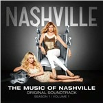 Cover CD Colonna sonora Nashville