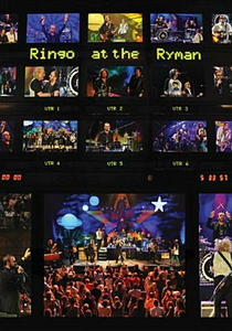 Film Ringo Starr & All Starr Band. Ringo at the Ryman