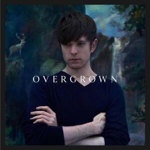CD Overgrown di James Blake
