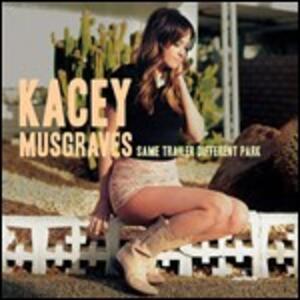 Same Trailer Different Park - Vinile LP di Kacey Musgraves