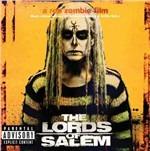 Cover CD Le streghe di Salem