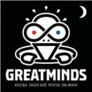 Great Minds - CD Audio di Great Minds