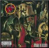 CD Reign in Blood Slayer
