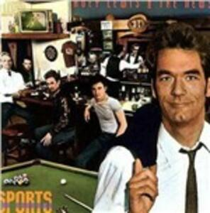 Sports - CD Audio di Huey Lewis,News