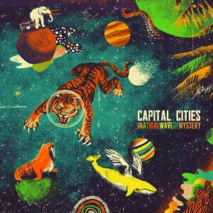 In A Tidal Wave Of Mystery - Vinile LP di Capital Cities
