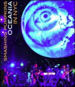 Film Smashing Pumpkins. Oceania. Live in NYC