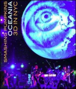 Smashing Pumpkins. 3D in NYC (Blu-ray + Blu-ray 3D)
