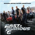 Cover CD Colonna sonora Fast & Furious 6