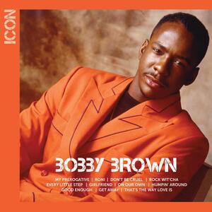 Icon - CD Audio di Bobby Brown