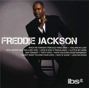 Icon - CD Audio di Freddie Jackson