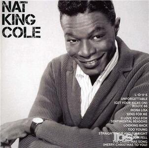 Icon - CD Audio di Nat King Cole