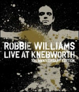 Film Robbie Williams. Live at Knebworth