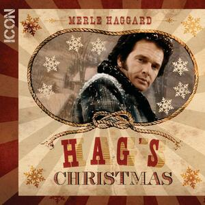 Icon Christmas - CD Audio di Merle Haggard