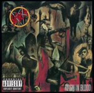 Reign in Blood - Vinile LP di Slayer