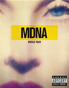 Madonna.The MDNA Tour - Blu-ray