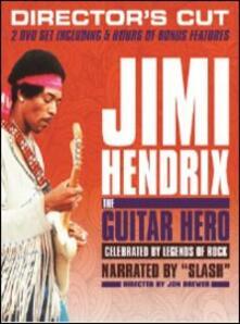 Jimi Hendrix. The Guitar Hero (2 DVD) - DVD di Jimi Hendrix