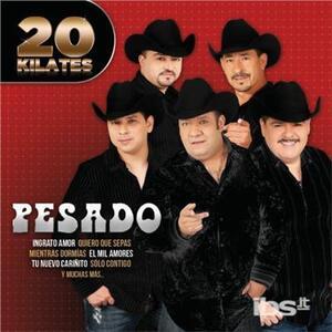 20 Kilates - CD Audio di Pesado