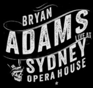Film Bryan Adams. Live at Sydney Opera House
