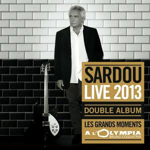Live 2013. Les Grands - CD Audio di Michel Sardou