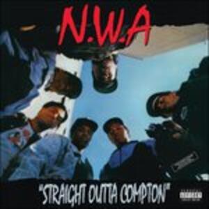 Straight Outta Compton - Vinile LP di NWA