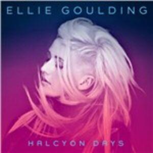 Foto Cover di Halcyon Days, CD di Ellie Goulding, prodotto da Polydor 0