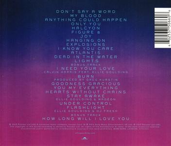 CD Halcyon Days di Ellie Goulding 1