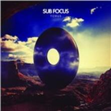 Torus - CD Audio di Sub Focus