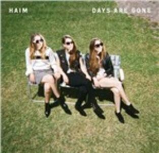 CD Days Are Gone di Haim