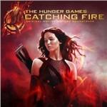 Cover CD Hunger Games - La ragazza di fuoco