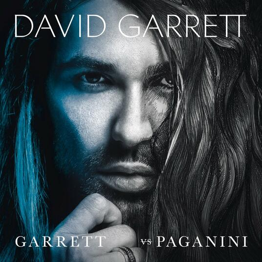 Garrett vs. Paganini - CD Audio di Niccolò Paganini,David Garrett