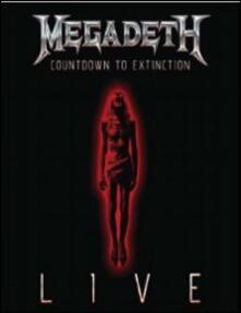 Megadeth. Countdown To Extinction Live - Blu-ray