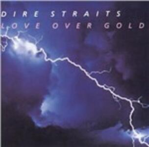 Love Over Gold - Vinile LP di Dire Straits