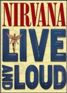 Nirvana. Live and Loud - DVD