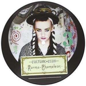 Karma Chameleon - Vinile 7'' di Culture Club