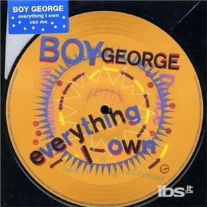 Everything I Own - Vinile 7'' di Boy George