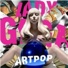 Artpop - CD Audio di Lady Gaga