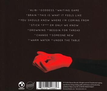 Goddess - CD Audio di Banks - 2