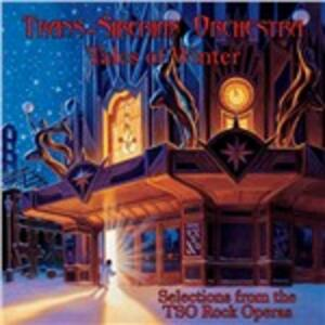 Tales Of Winter: Selections From Tso Rock Opera - CD Audio di Trans-Siberian Orchestra