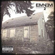 CD The Marshall Mathers LP 2 Eminem