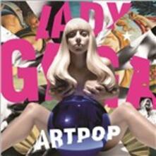 Artpop (Deluxe Edition) - CD Audio + DVD di Lady Gaga
