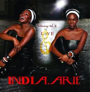 Vol. 2-Testimony: Love & Politics - Vinile LP di India.Arie