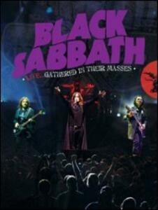 Black Sabbath. Live... Gathered In Their Masses - DVD